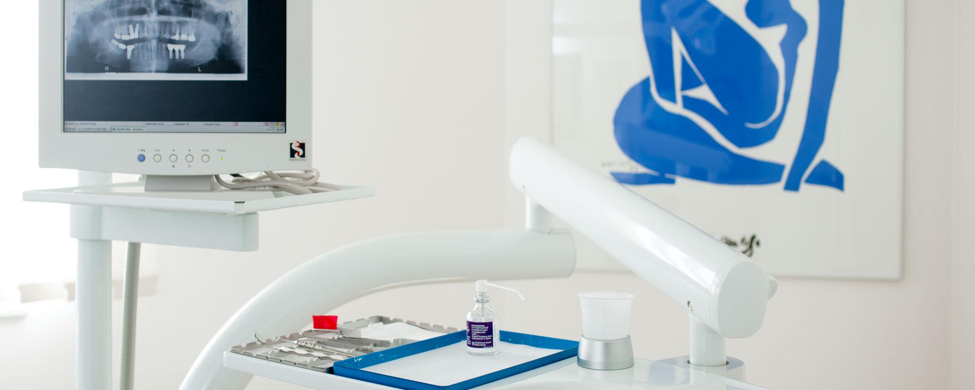 Fotos unserer Zahnarztpraxis